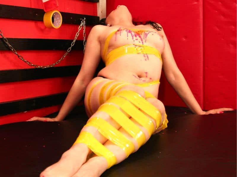 female bondage, famle mummified, female slut cams