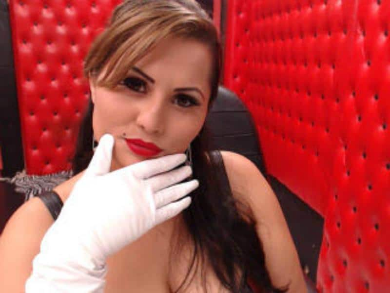 satin gloves shows, women wearing gloves