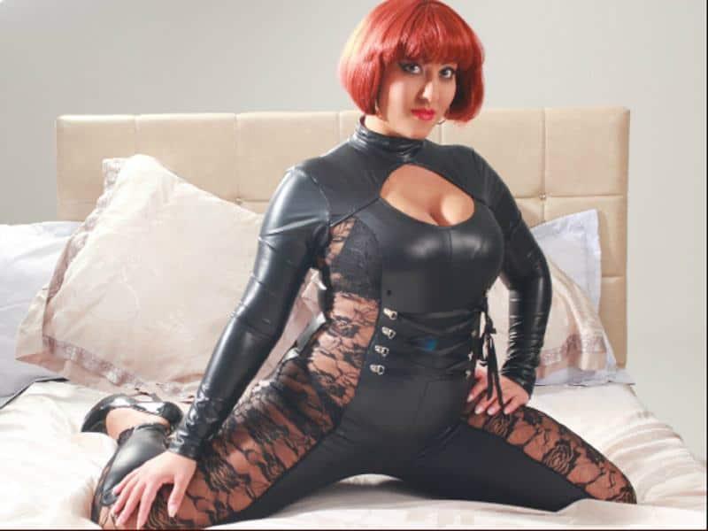 curvy mistress in latex, sexy femdom cams, Hot Mistress Cams