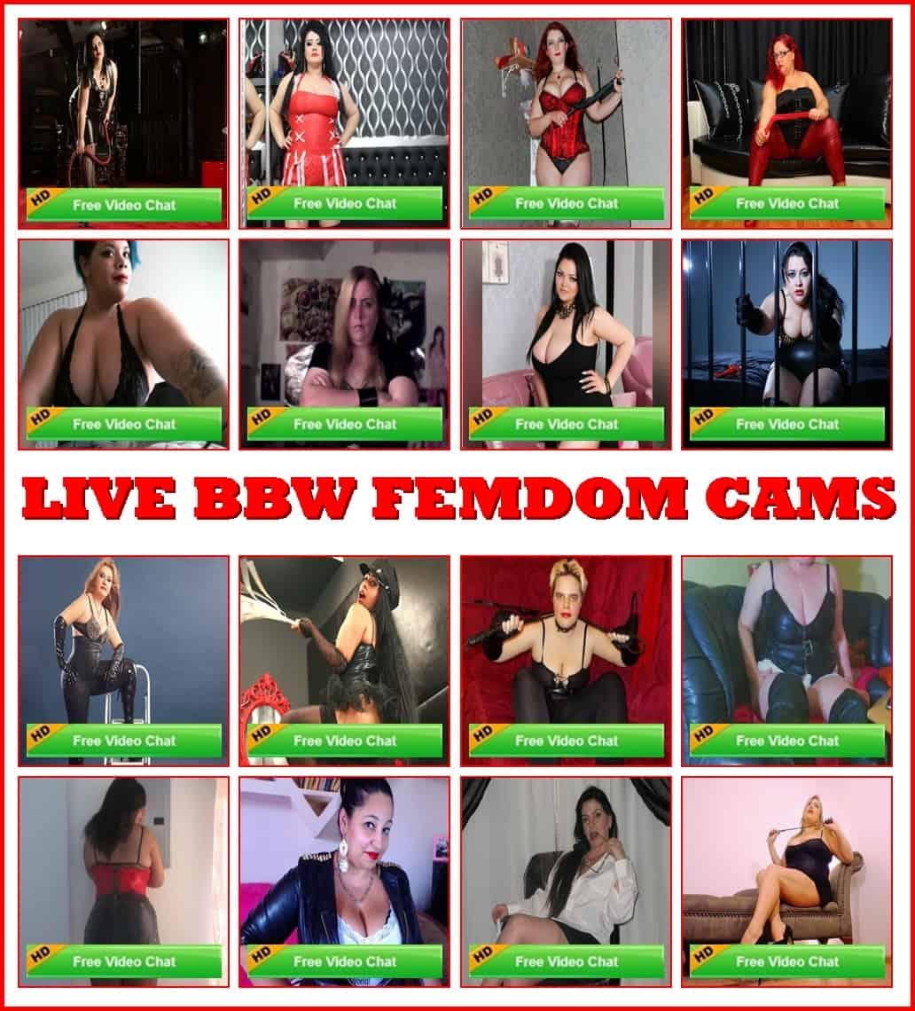 bbw mistress cams