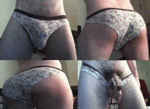 panty boy humiliation
